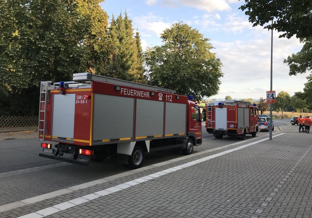 Die Feuerwehr musste wegen starkem Brandgeruch in einer Grundschule anrücken. Foto: Feuerwehr Baddeckenstedt