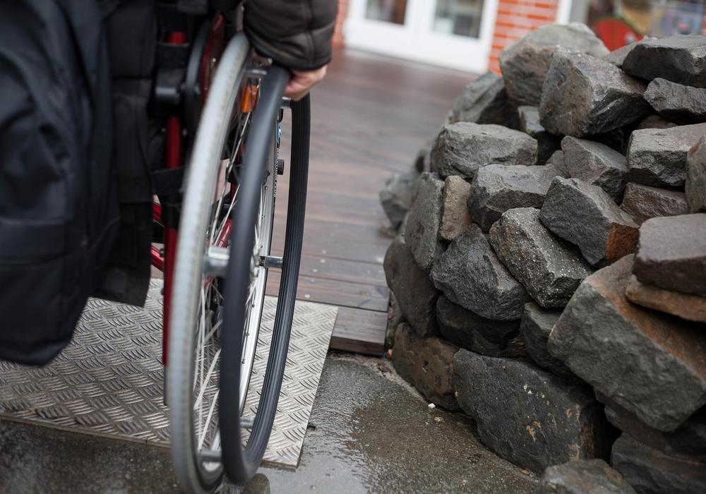 In der Braunschweiger Stadtverwaltung sind 176 Arbeitsplätze mit schwerbehinderten Mitarbeitern besetzt. Symbolfoto: Alec Pein