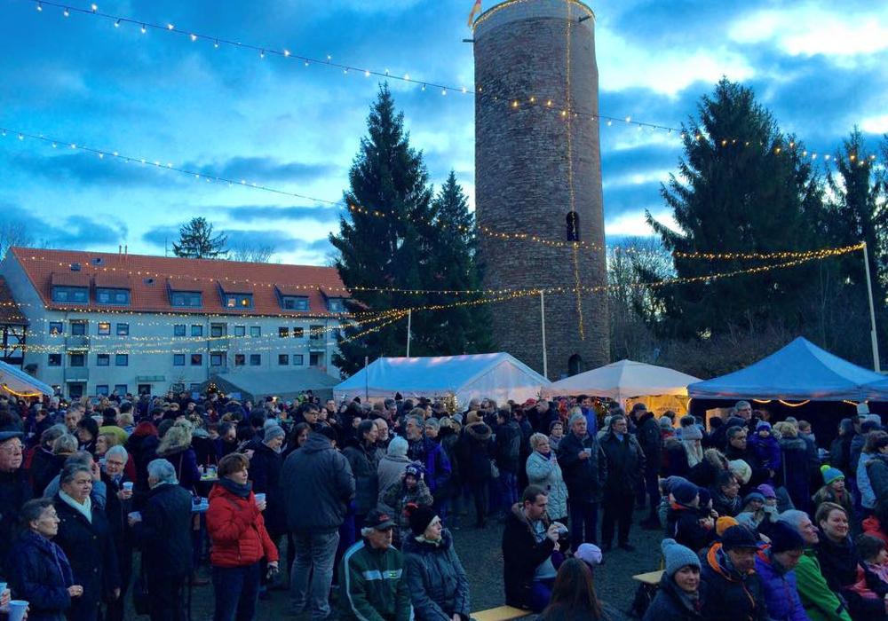 Rund 3.000 Besucher feierten am Sonntag den Advent auf der Vienenburg. Fotos: Privat.