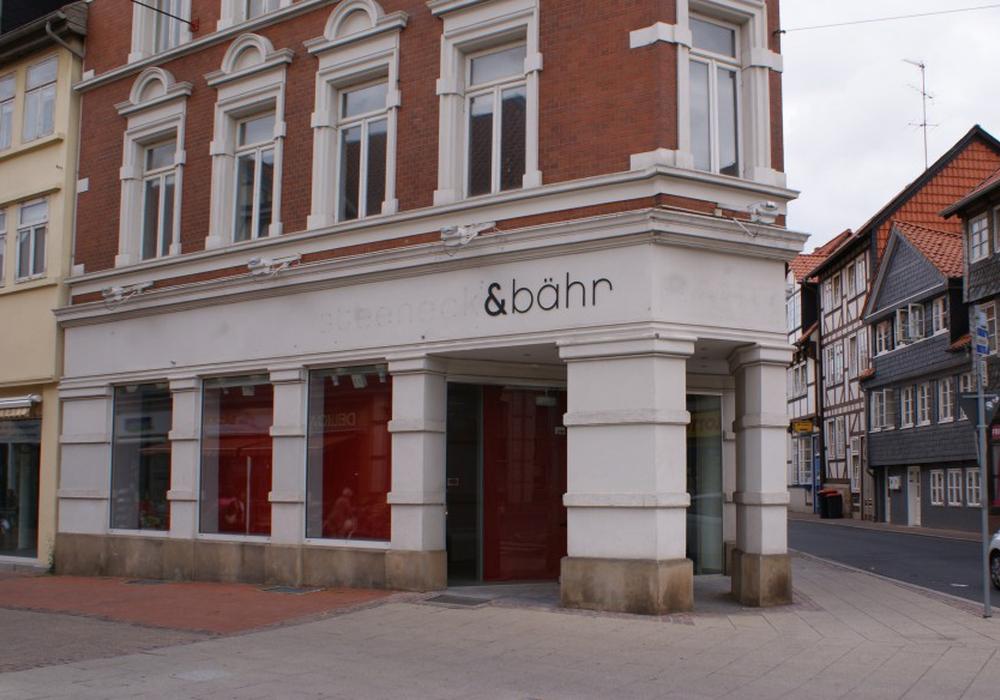 Das ehemalige Steeneck-und Bähr-Gebäude steht seit 2011 leer. Foto: Archiv