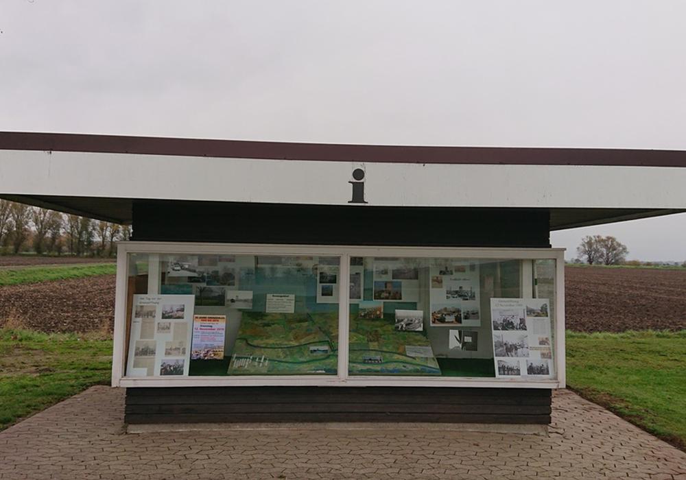 Der Pavillon wurde erneuert. Foto: Gemeinde Winnigstedt
