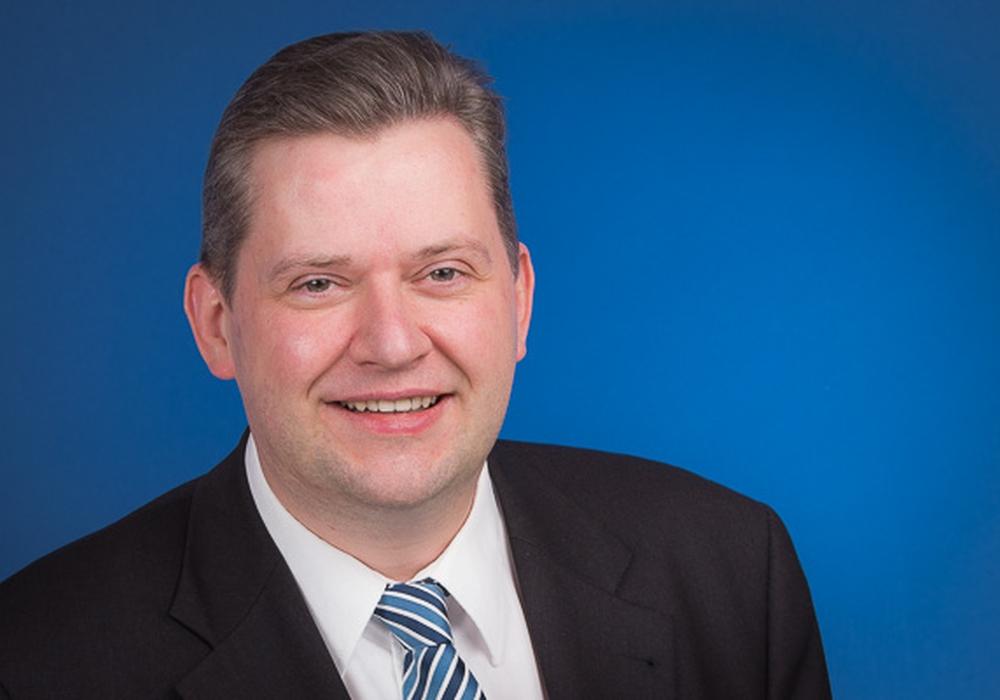 Ratsherr Björn Hinrichs. Foto: CDU BS