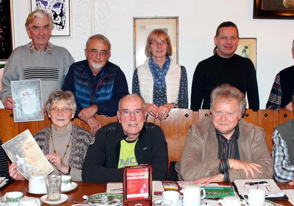 Der Elm-Ausschuss bereitete Elm-und Bergfest vor . Foto: Bernd-Uwe Meyer