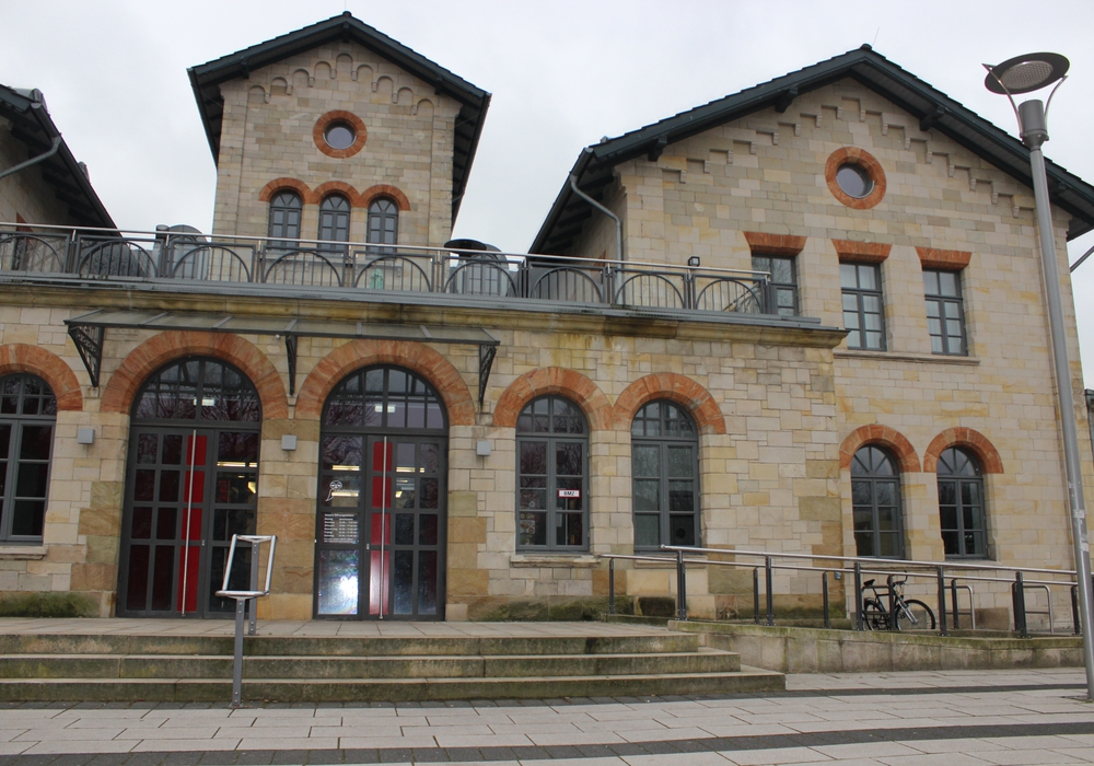 Die Stadtbücherei. Foto: Archiv/Anke Donner