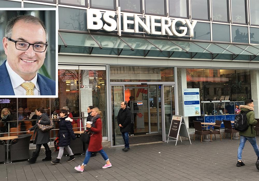 Im Oktober 2012 ist Kai Uwe Krauel als BS-Energy-Chef in seine Geburtsstadt zurückgekehrt. Foto: André Ehlers