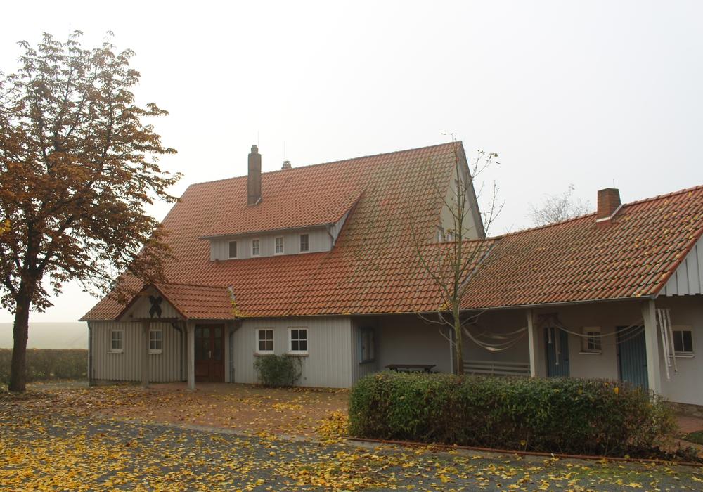 Entgegen erster Planungen soll das Dorfgemeinschaftshaus keine Flüchtlingsunterkunft werden. Foto: Jan Borner