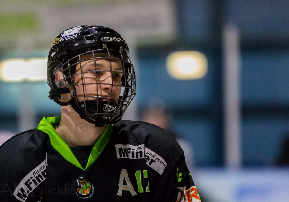 Mit Christian Pelikan bleibt ein Urgestein der Icefighters erhalten. Foto: Verein