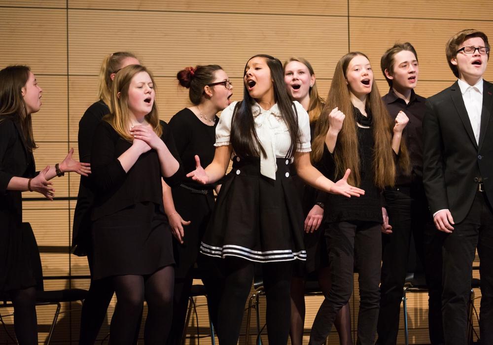 Musikmentoren bei der Ausbildung. Foto: Landesmusikakademie Niedersachsen