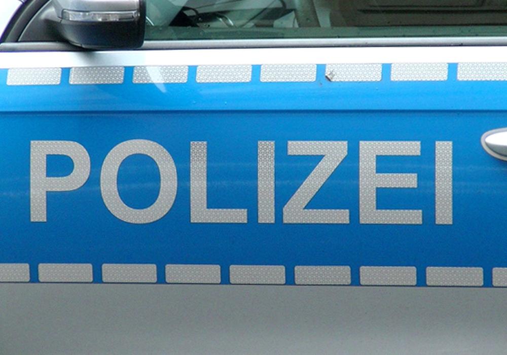 Polizei auf Streife findet demolierte Ampel vor. Symbolfoto: André Ehlers