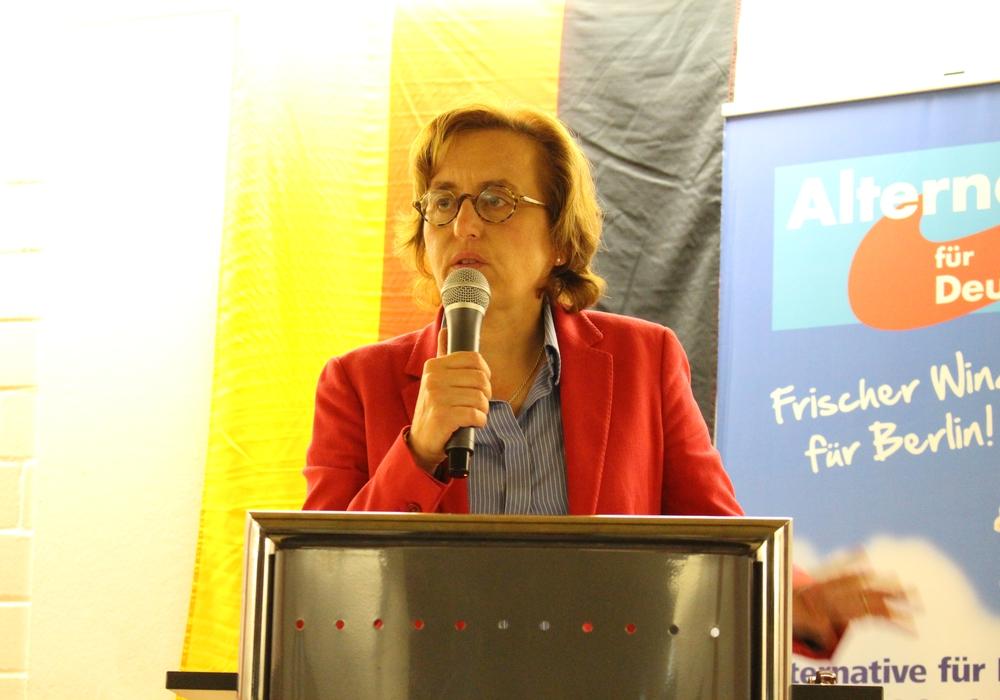 Beatrix von Storch ist in den Augen des Bündnis gegen Rechtsextremismus mehr als rechtspopulistisch. Archivfoto: Max Förster