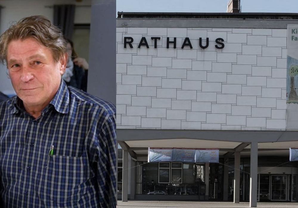 Wieviel Staub seine Kritik aufwirbelt, wird sich noch zeigen. Wolfgang Rosenthal legte sein Ratsmandat nieder. Foto: Alexander Panknin