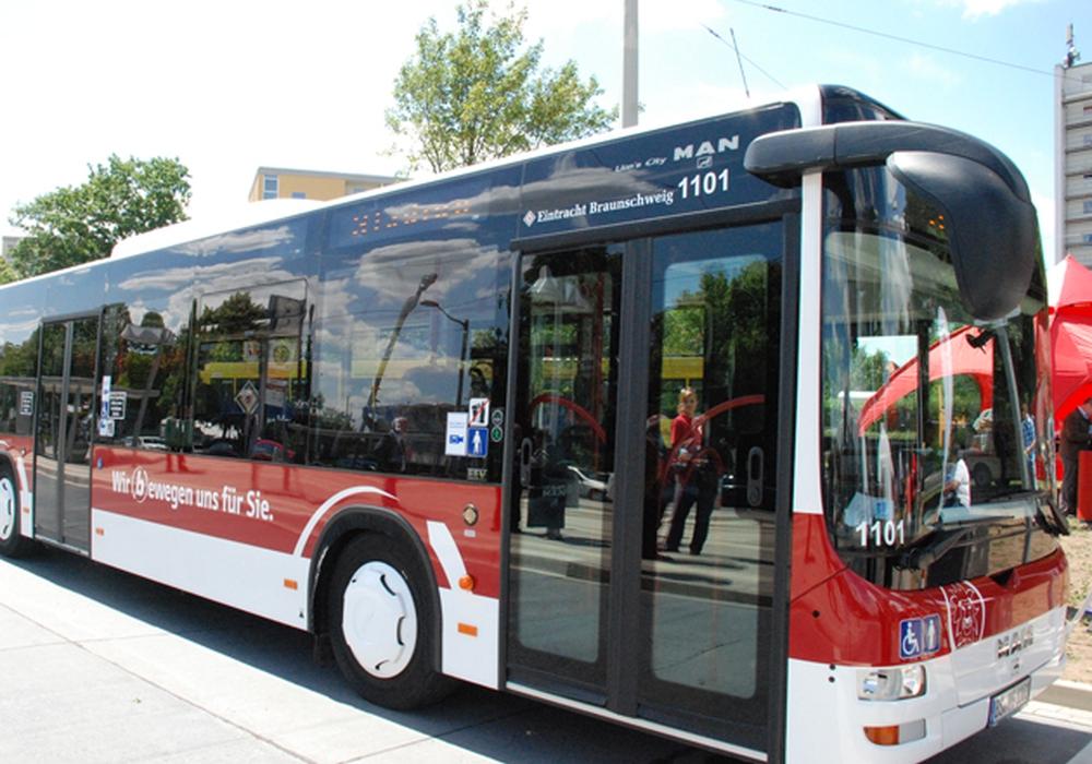 Der Zentrale Busbahnhof in Braunschweig soll aufgewertet werden. Symbolfoto: Verkehrs-Gmbh