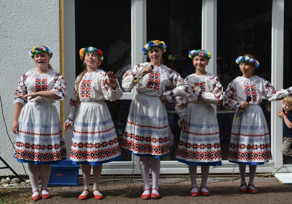 Während der Freizeiten wurde auch fröhlich gefeiert. Foto: Kirchenkreis