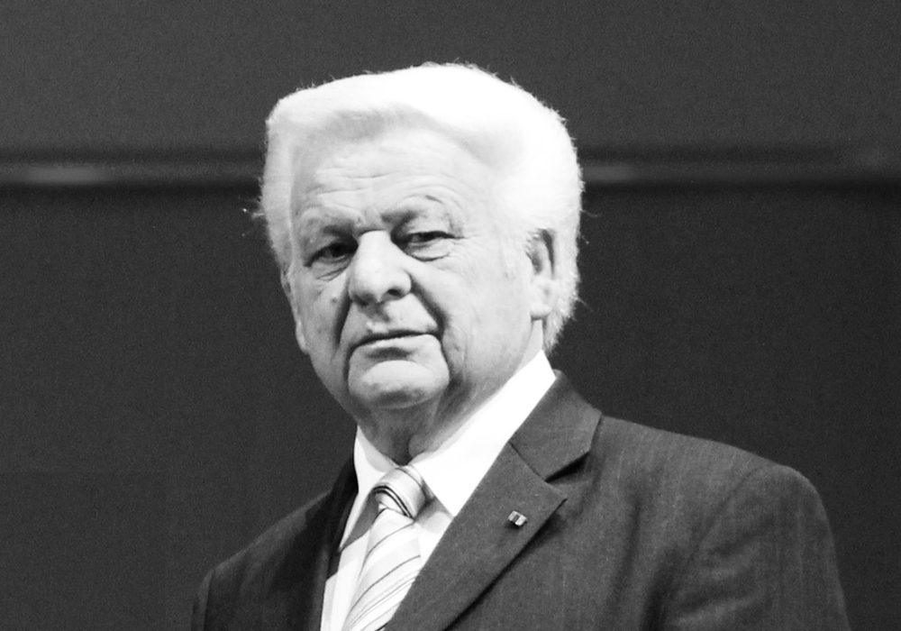 Franz Matthies war eine der Galionsfiguren des Braunschweiger Sports schlechthin. Als Präsident des Stadtsportbundes stand er seit 26 Jahren in vorderster Front für den Sport ein. Foto: Frank Vollmer