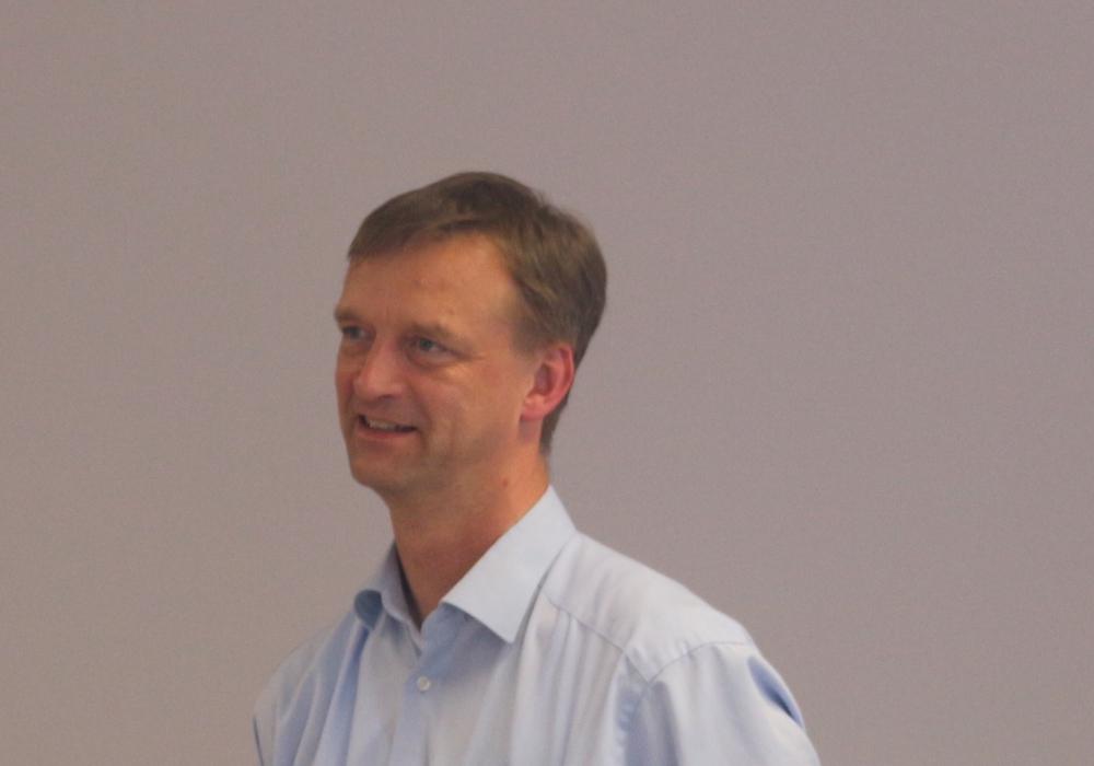 Pfarrer Olaf Engelbrecht, Foto: Robert Braumann