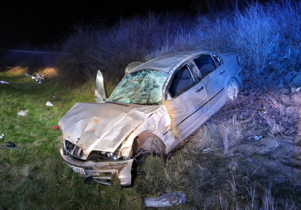 Bei dem Unfall am Silvesterabend wurde ein 18-Jähriger so schwer verletzt, dass er am Dienstag seinen Verletzungen erlag. Foto: Rudolf Karliczek