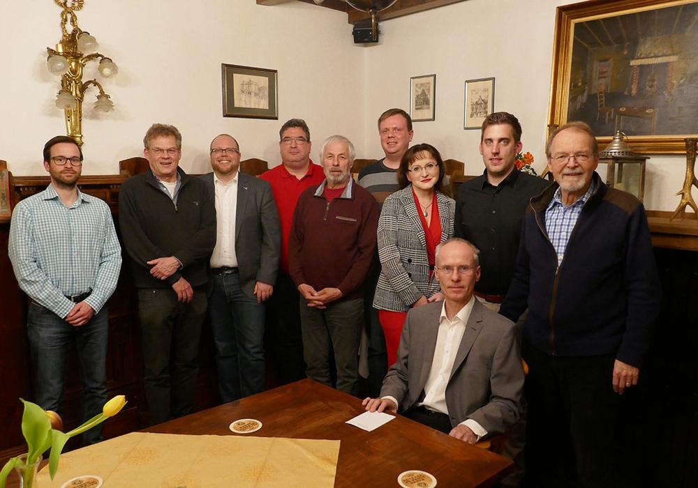 Vorstandswahlen beim Kreisparteitag. Foto: FDP