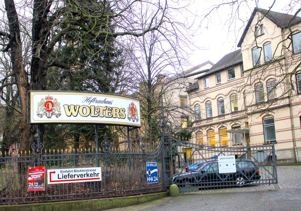 Anonyme Kritik führte bei der jüngsten Betriebsversammlung der Brauerei Wolters zu Unstimmigkeiten zwischen Betriebsrat, Geschäftsleitung und der Gewerkschaft. Foto: Nick Wenkel