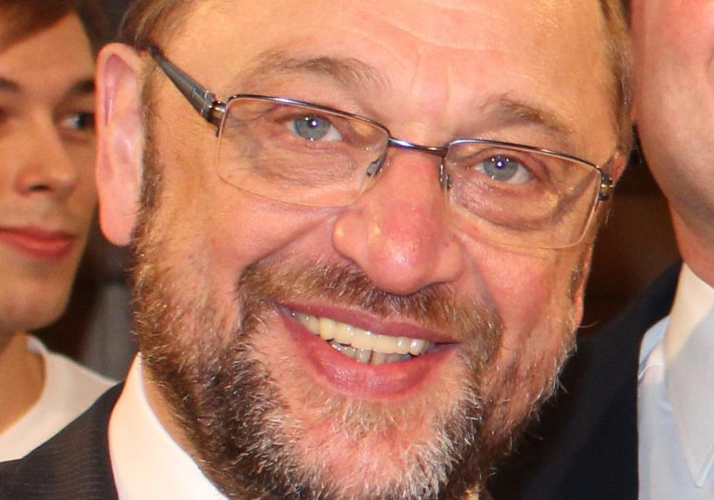 Am Montag, 28. August, hält Martin Schulz eine Rede in Bad. Foto: Nick Wenkel