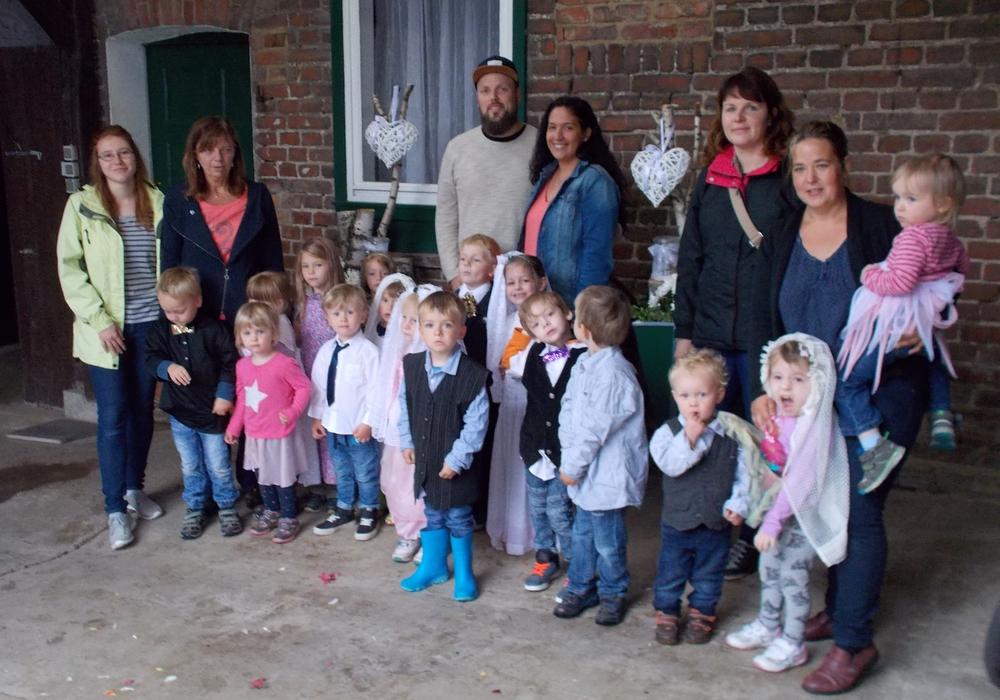 Foto: Kindergarten Kunterbunt Dahlum