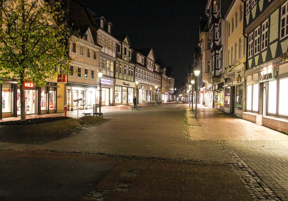 Wolfenbüttels Fußgängerzone - Mehr Sitzmöglichkeiten sollen zum Verweilen einladen. (Archivbild)