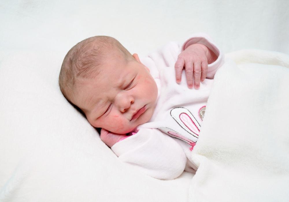Willkommen, Celina. Foto: babysmile24.de