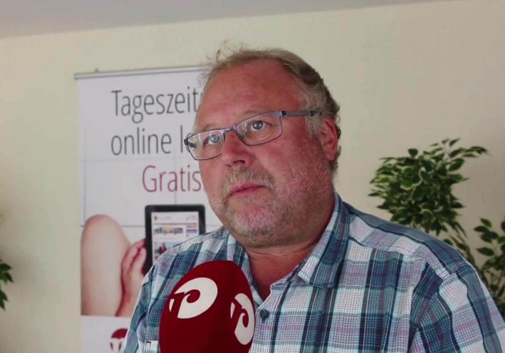 Detlef Vollheyde hinterfragt die Personalie Jochen Baldauf. Archivfoto: Werner Heise