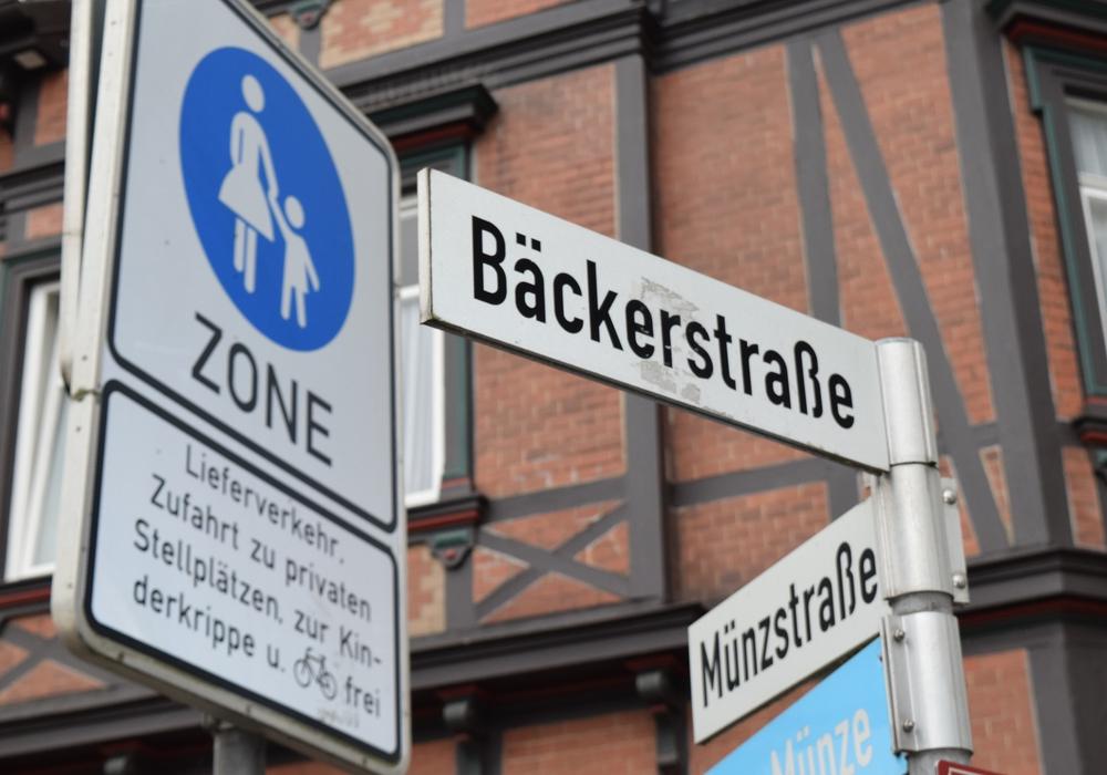 Nach dem Altstadtfest gibt es neues Betonpflaster. Foto: Stadt Goslar