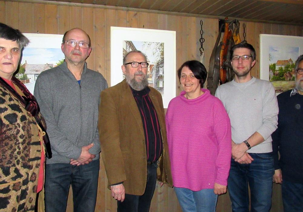 Mitgliederversammlung des SPD-Ortsvereins Hornburg. Foto: SPD