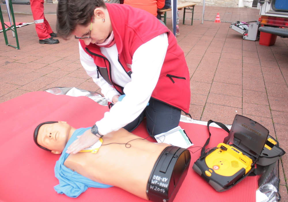 Der Antrag der  Wählergemeinschaft Langelsheim wurde angenommen. Nun sollen  zwei Defibrillatoren für den Stadtteil Langelsheim angeschafft werden. Symbolfoto: Anke Donner