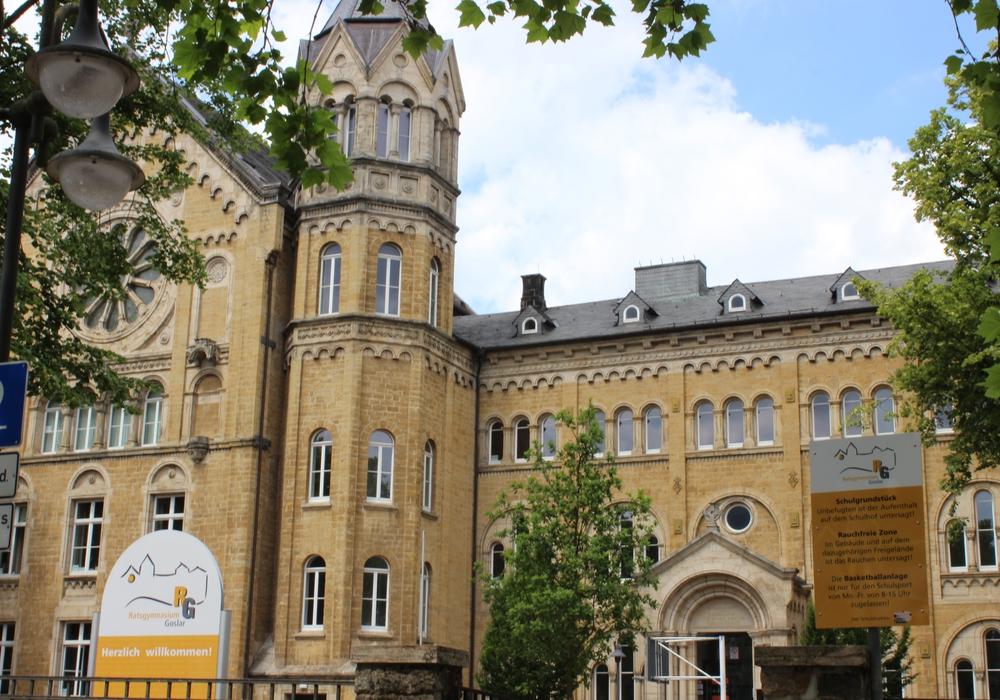 Ratsgymnasium Goslar. Foto: Anke Donner