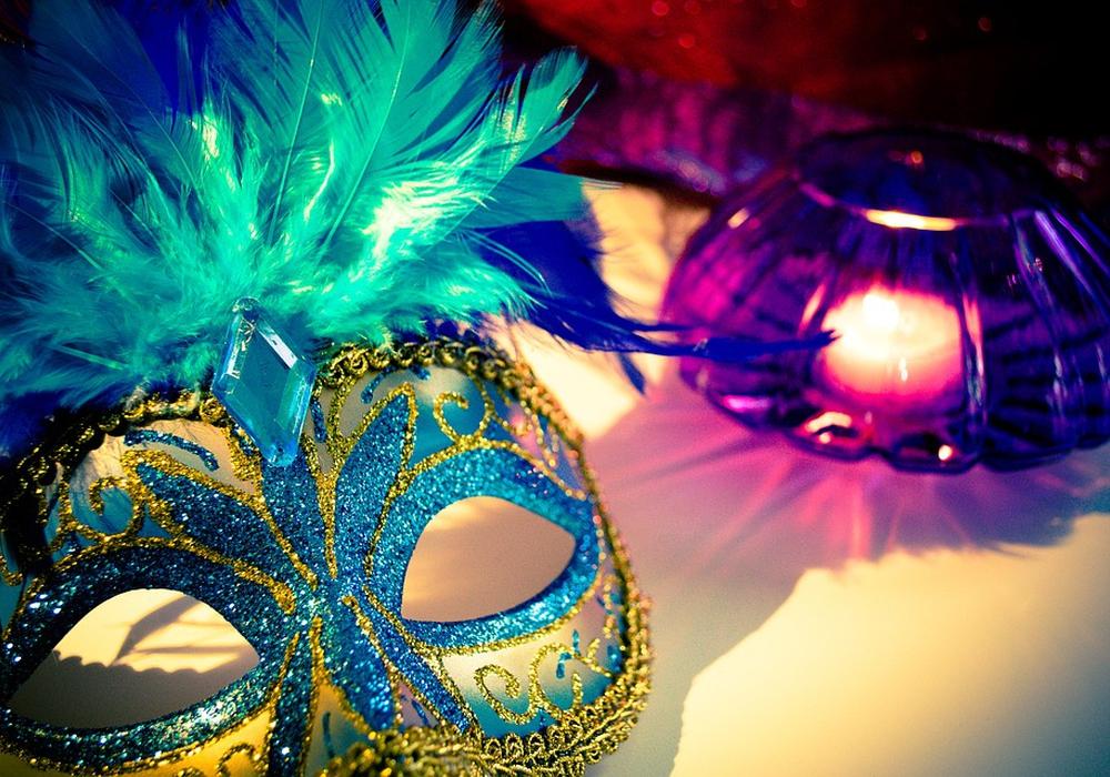 Kultur, Maske, Theater, Musik, fasching, venedig, Maskenball, Symbolbild: Pixabay