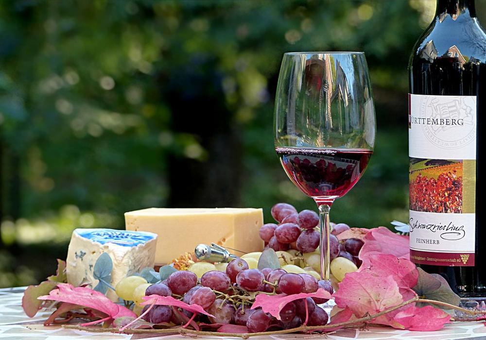 Wolfenbüttel lädt zum Weinfest ein. Symbolbild: Pixabay