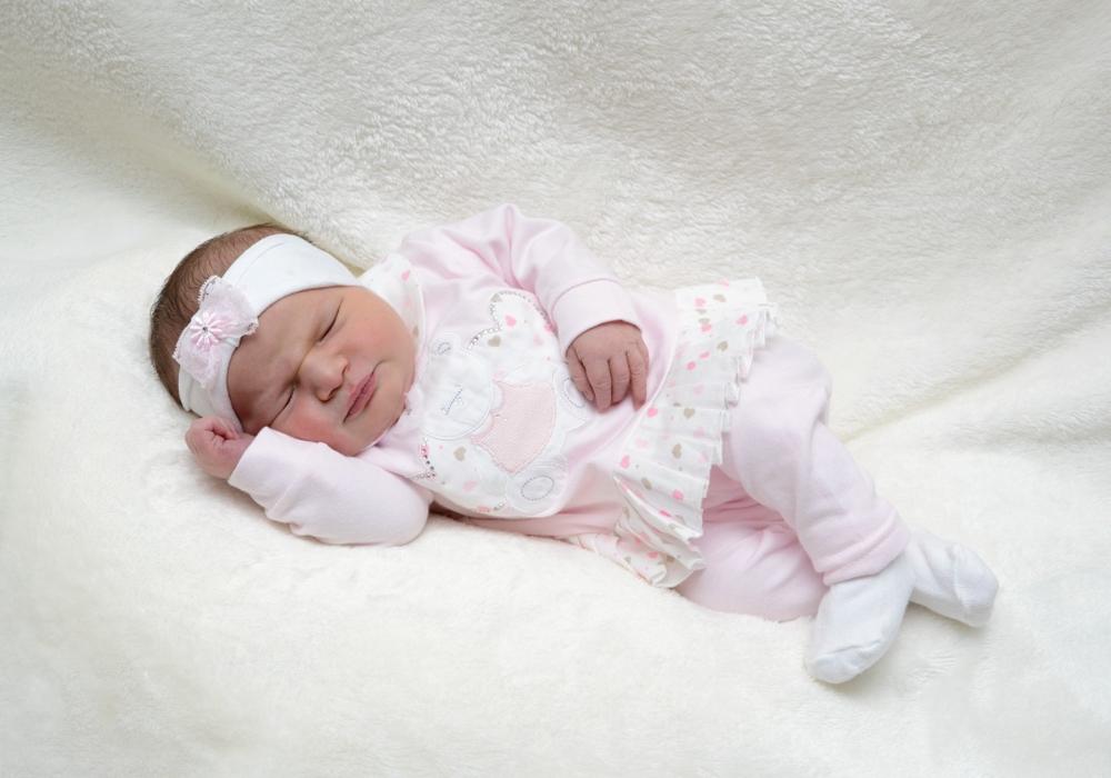 Willkommen Ginevra Meligeni. Foto: babysmile24.de