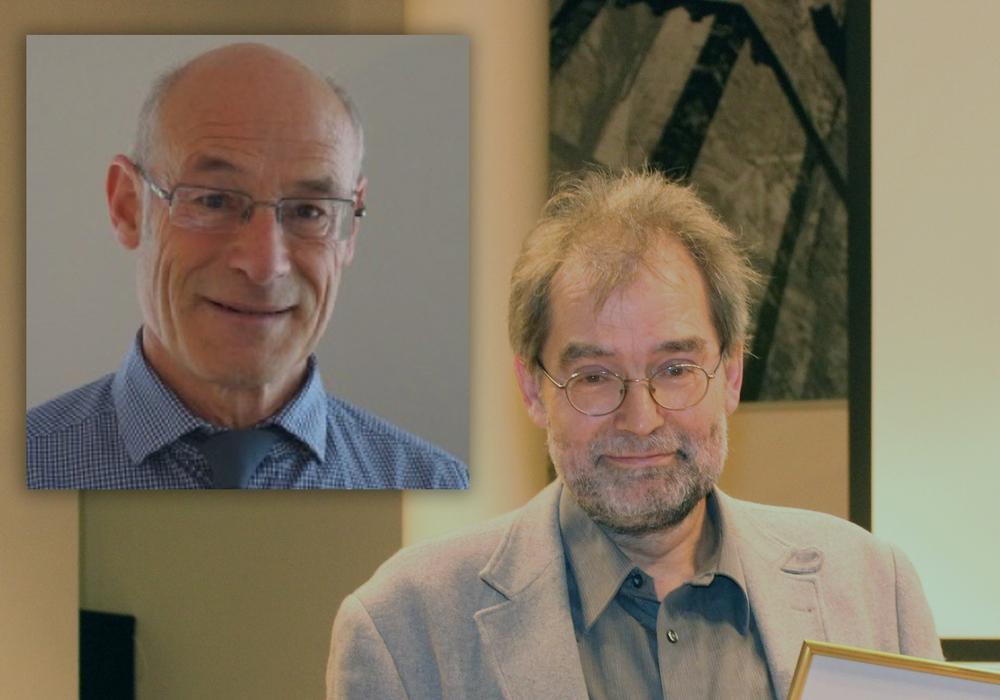 Der Zwist zwischen Wehrmann und Dr. Claussen geht in die nächste Runde. Foto: Privat; Anke Donner