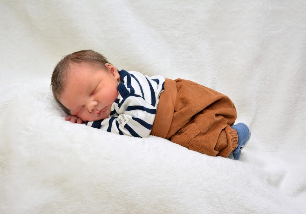 Herzlich Willkommen: Richard Alexander Winkelmann. Foto: babysmile24.de