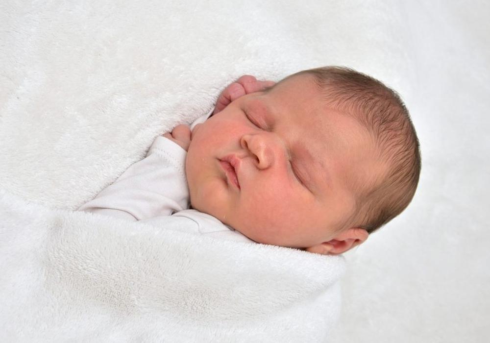 Willkommen,  Linnea Elise. Foto: babysmile24.de