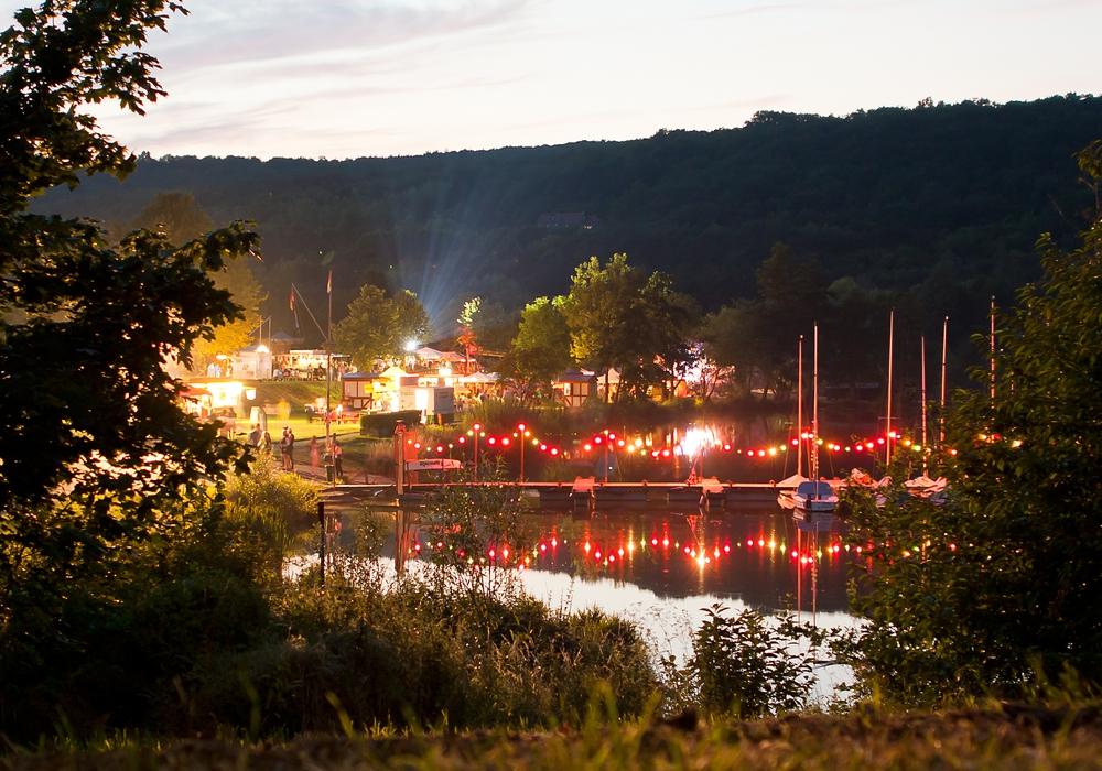 An diesem Wochenende findet das Vienenburge Seefest statt. Foto: GOSLAR marketing gmbh