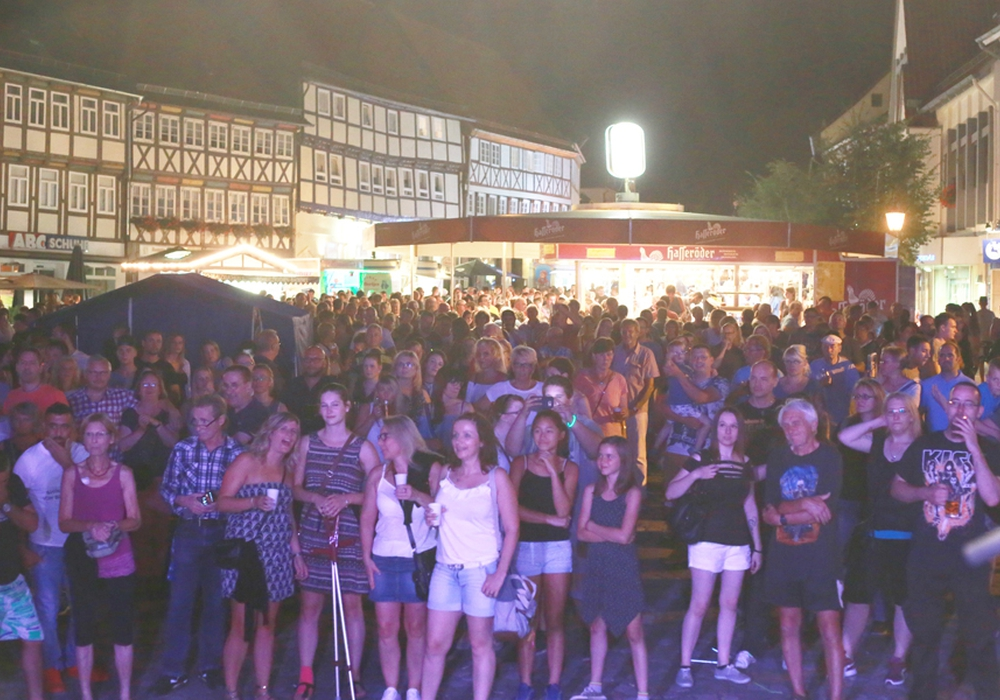Altstadtfest Schöningen. Archivfoto: WMG Schöningen