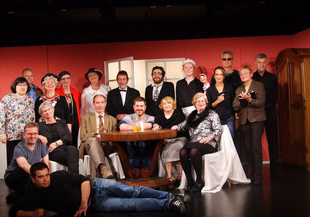 """Am Sonntag um 16 und 19:30 Uhr zeigt das Niederdeutsche Theater """"Arsenik un ole Spitzen"""", eine Komödie von J. Kesselring im Roten Saal. Foto: Veranstalter"""