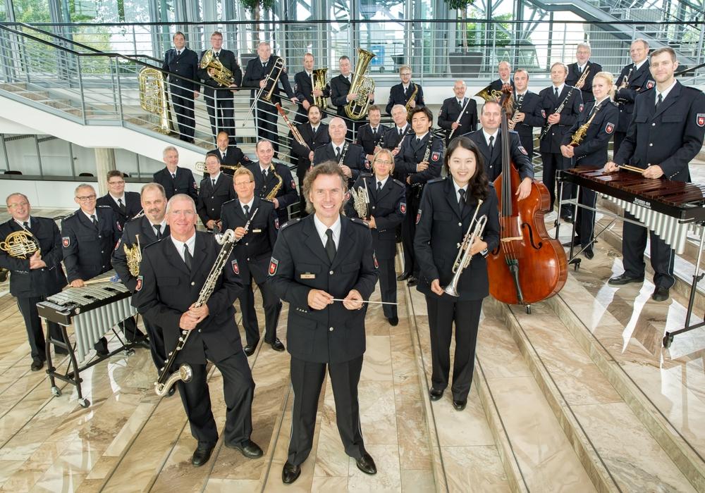 Polizeiorchester Niedersachsen 2016 Foto: Stadt Salzgitter