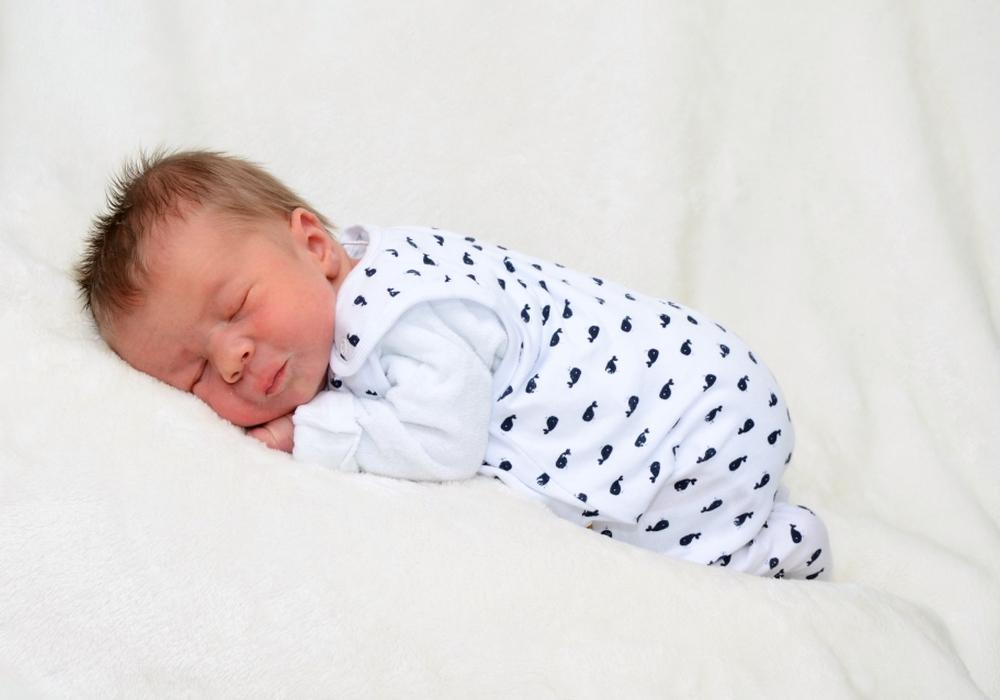 Willkommen, Pepe Elyas. Foto: babysmile24.de