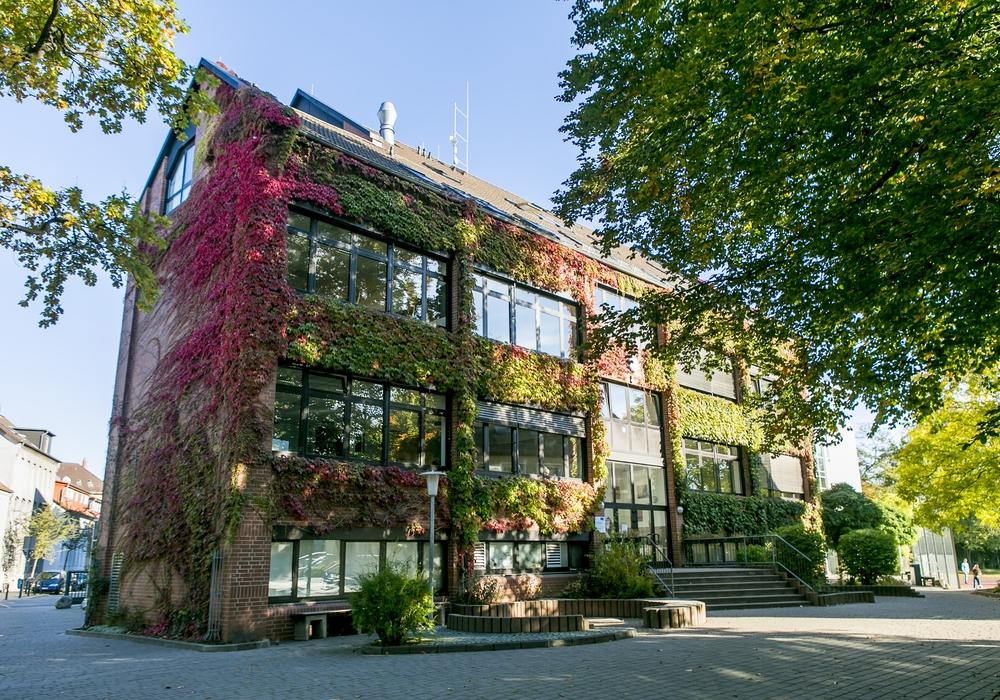 Im F-Gebäude des Gymnasiums Christophorusschule im CJD Braunschweig starten die ersten Klassen der CJD Oberschule. Foto: CJD