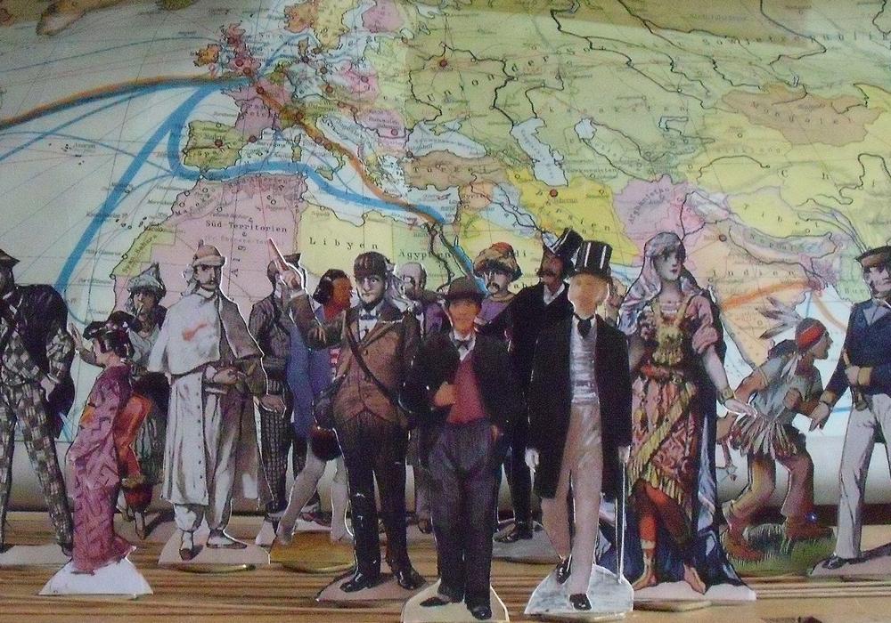 """Das Kult zeigt """"In 80 Tagen um die Welt"""". Foto: Veranstalter"""