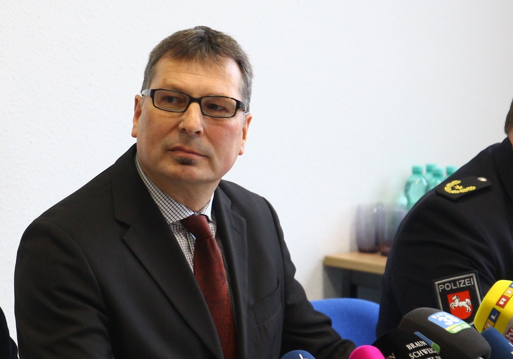 Polizeipräsident Michael Pientka. Archivfoto: Robert Braumann