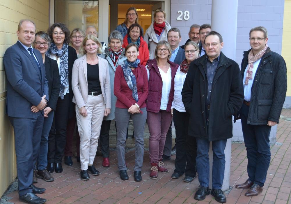 15 Personen des öffentlichen Lebens unterstützten die Aktion mit Videobotschaften. Foto: Landkreis Helmstedt