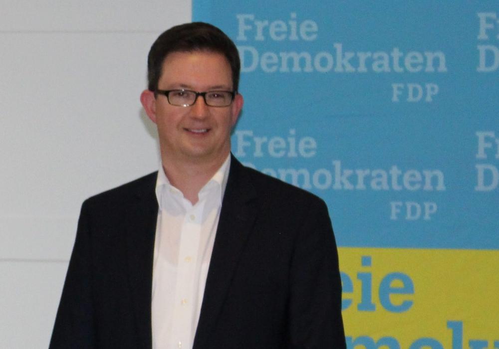 Christian Dürr und Florian Schmidt (rechts) gehen zuversichtlich in den Wahlkampf. Foto: Frederick Becker