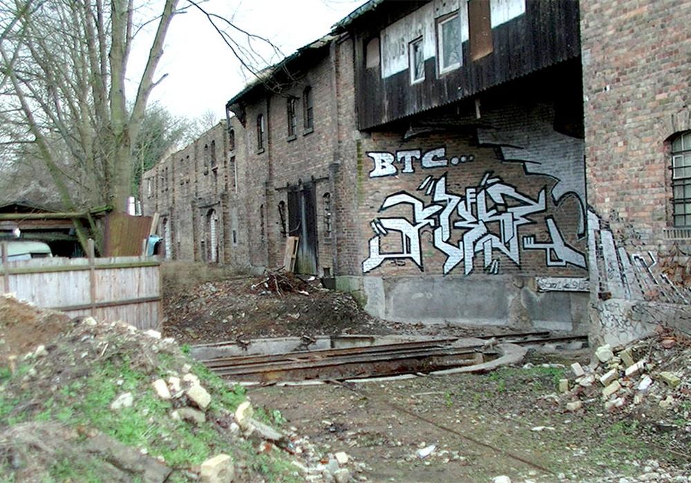Am ehemaligen Westbahnhof können die Bagger rollen. Archivfoto: André Ehlers
