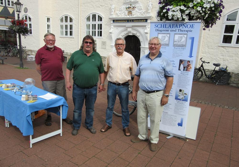 Die nächste Veranstaltung der Selbsthilfegruppe Schlafapnoe Wolfenbüttel findet am nächsten Mittwoch, 2. September statt.