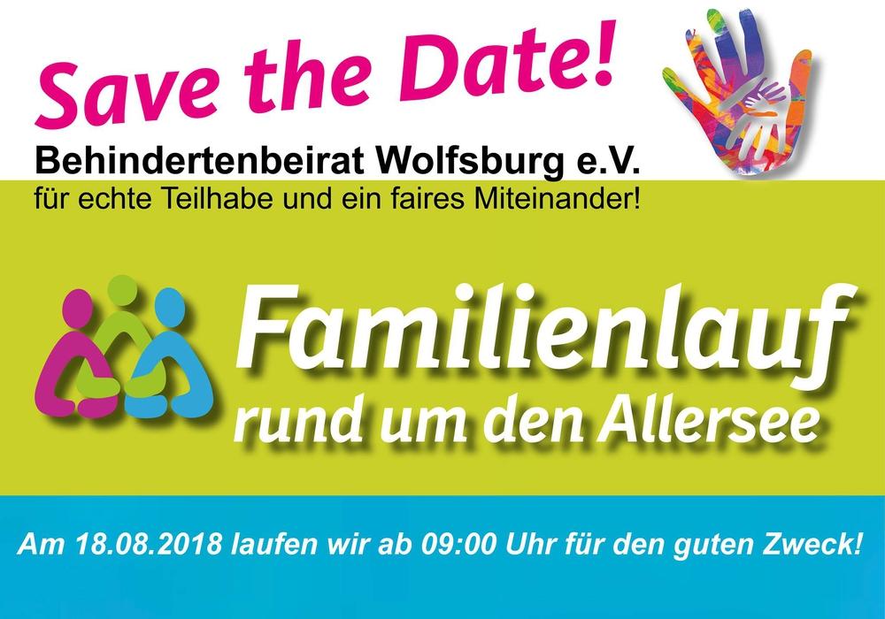 Flyer: Behindertenbeirat Wolfsburg